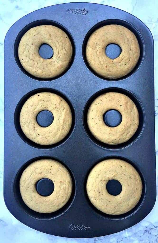 dairy gluten free protein donuts