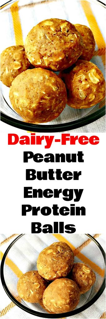 peanut butter energy protein bars