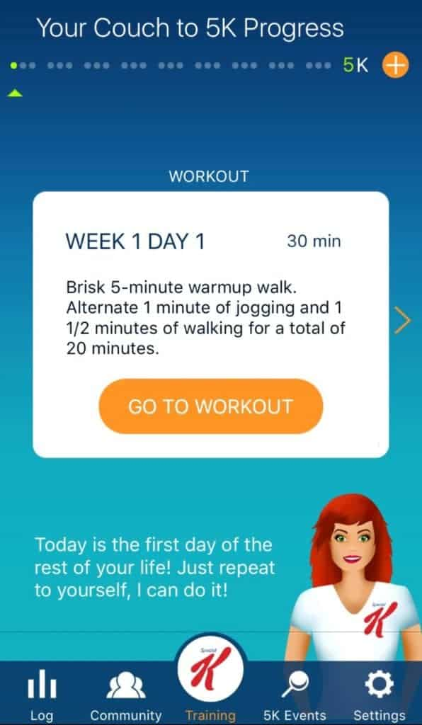 Four Healthy Living Apps To Stay Fit