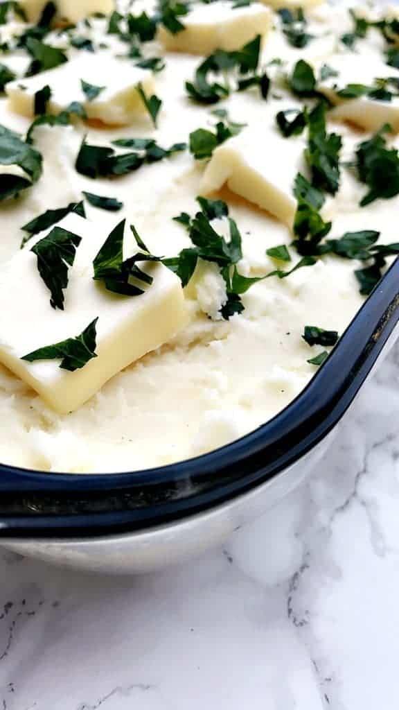 holiday crack mashed potatoes