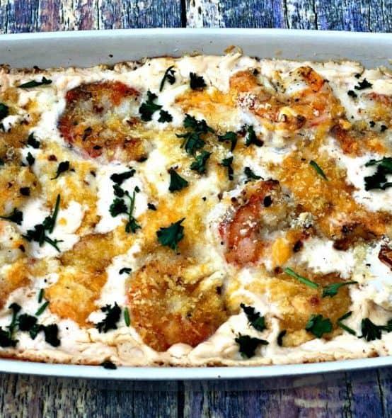 shrimp scampi dip