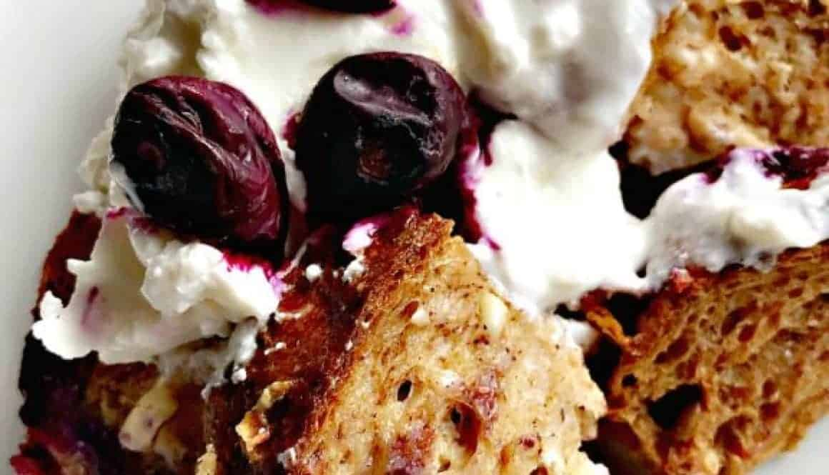cream cheese french toast 9 baked blueberry and cream cheese french ...
