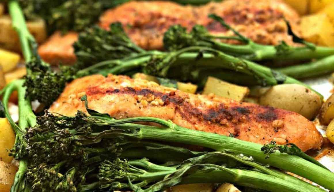 Roast Broccolini 425