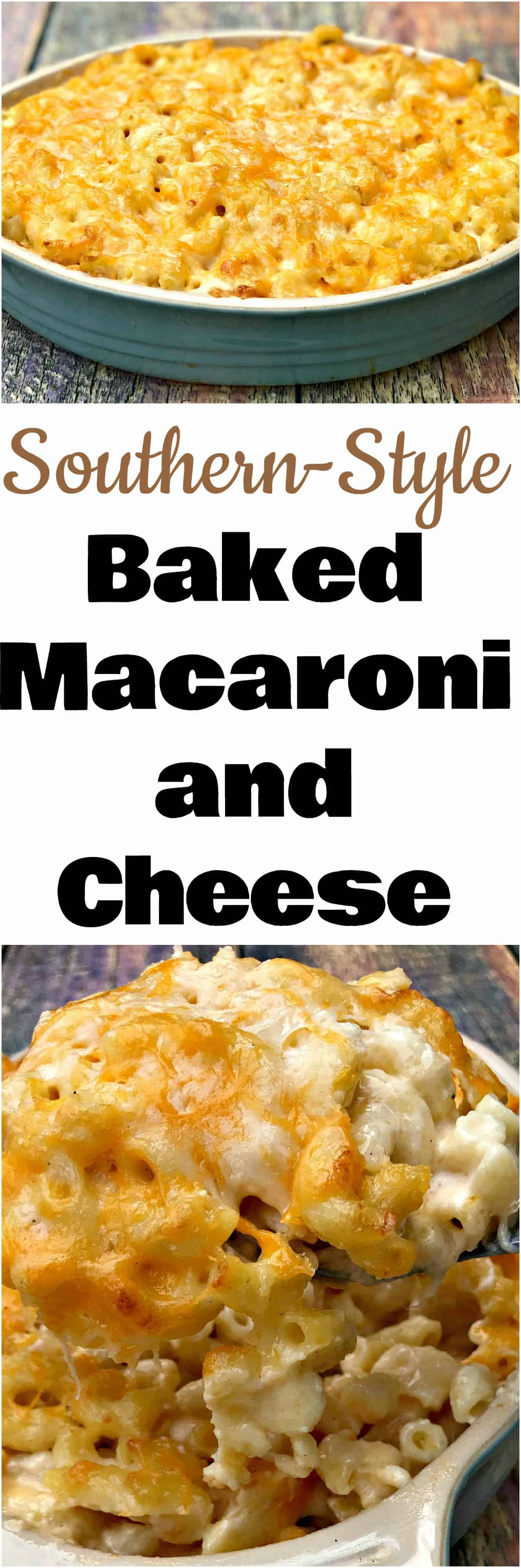 How To Cook Baked Macaroni And Cheese Southern Style