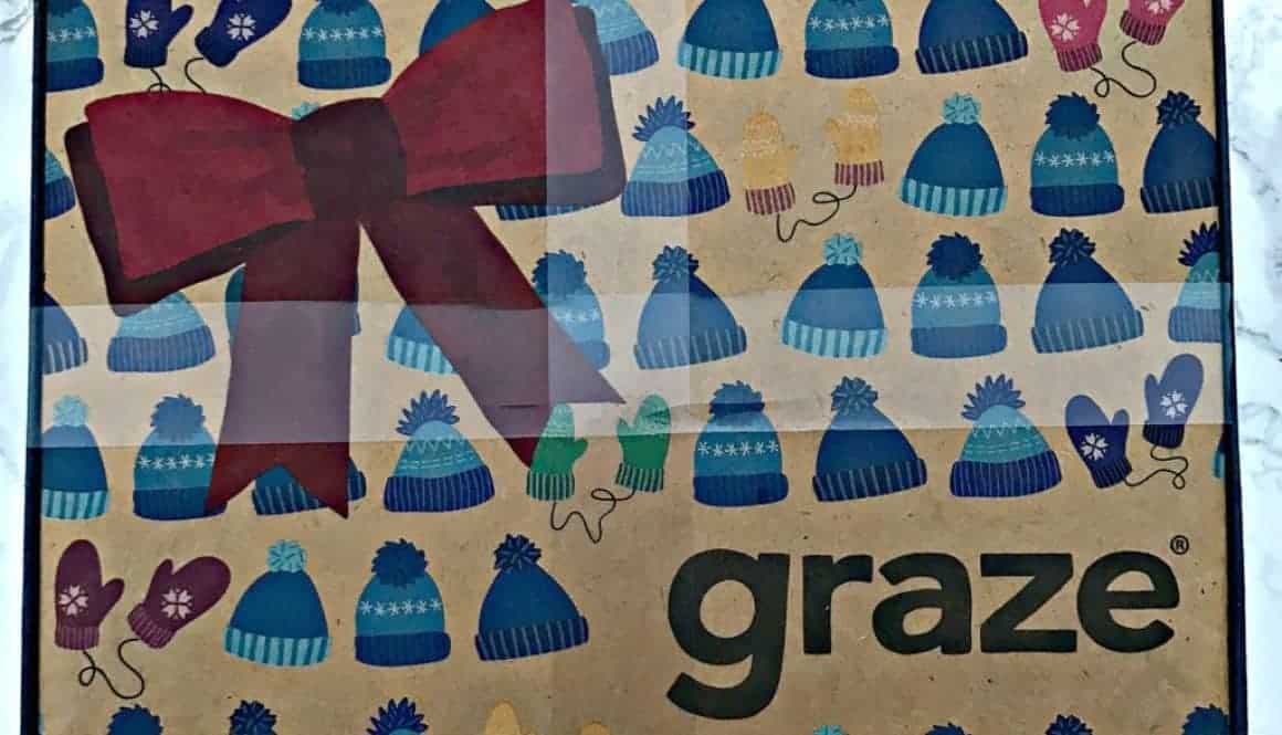 Graze Subscription Box Review and Giveaway
