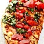 bruschetta stuffed chicken