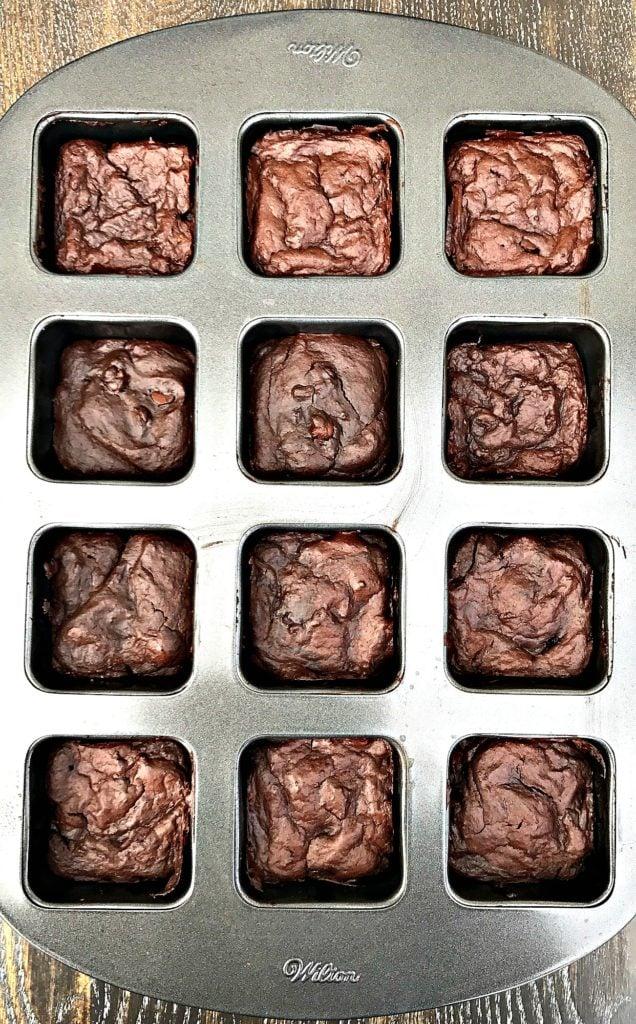 150 low cal healthy brownies