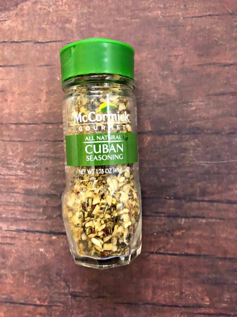 cuban seasoning