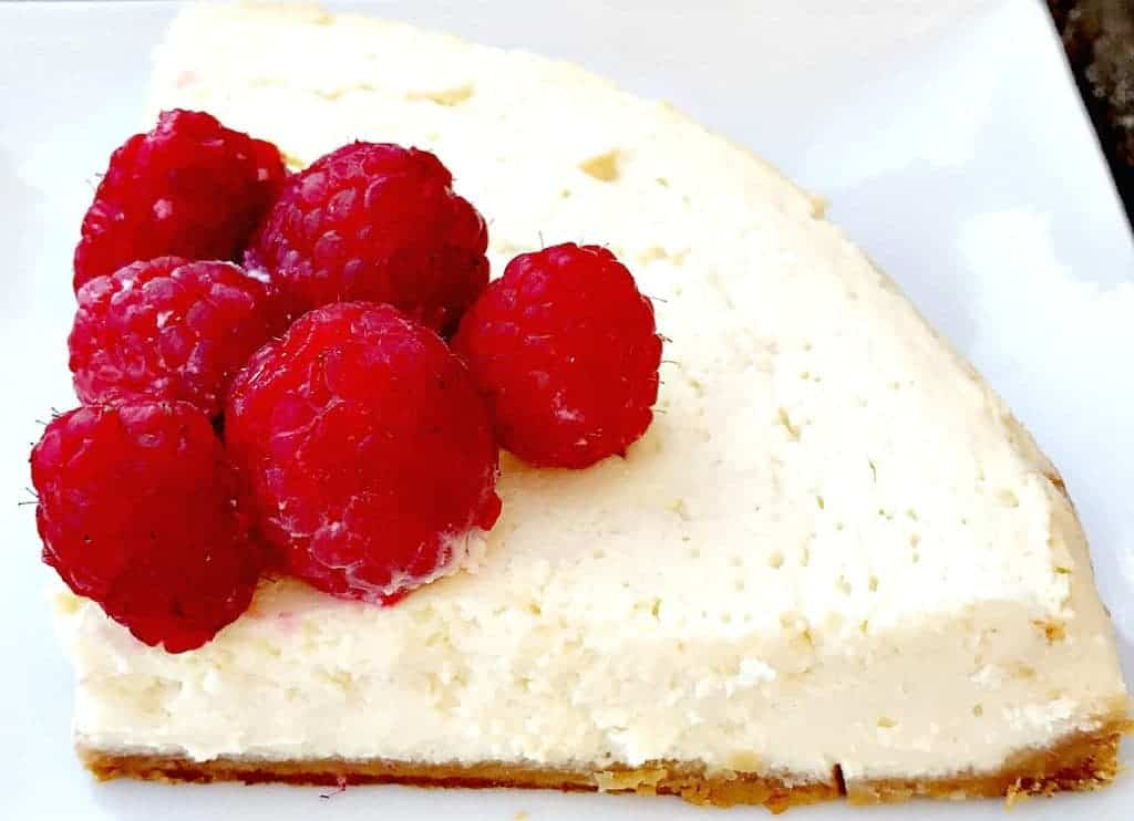 instant pot no bake cheesecake