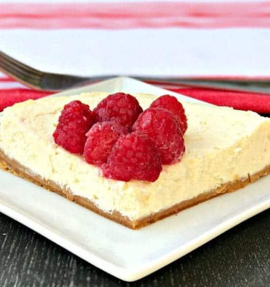 instant pot no bake cheesecake