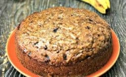 instant pot low carb banana nut bread