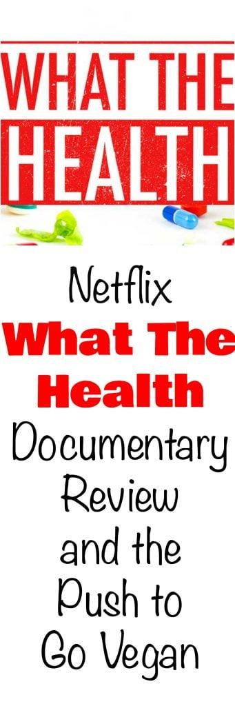 what the health documentary vegan