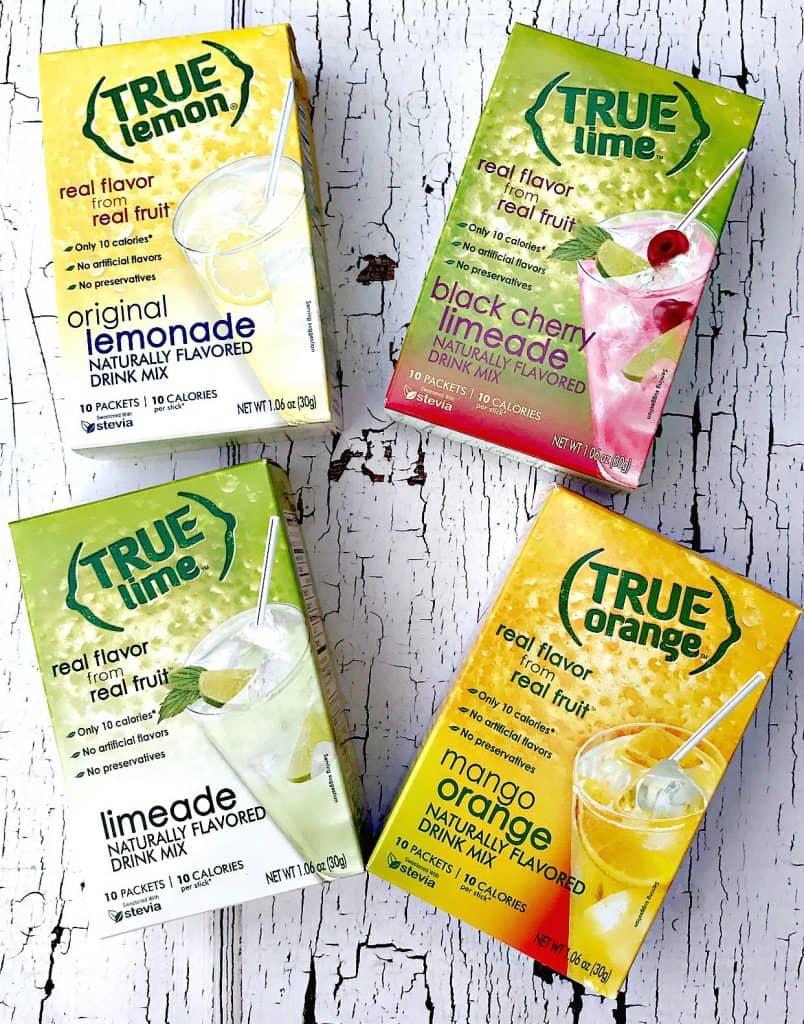 true lemon giveway