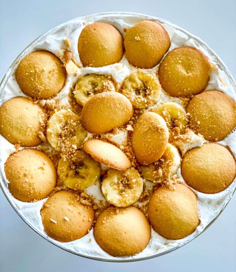 Easy Layered Banana Pudding Trifle