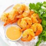 Air Fryer Bang Bang Panko Breaded Fried Shrimp