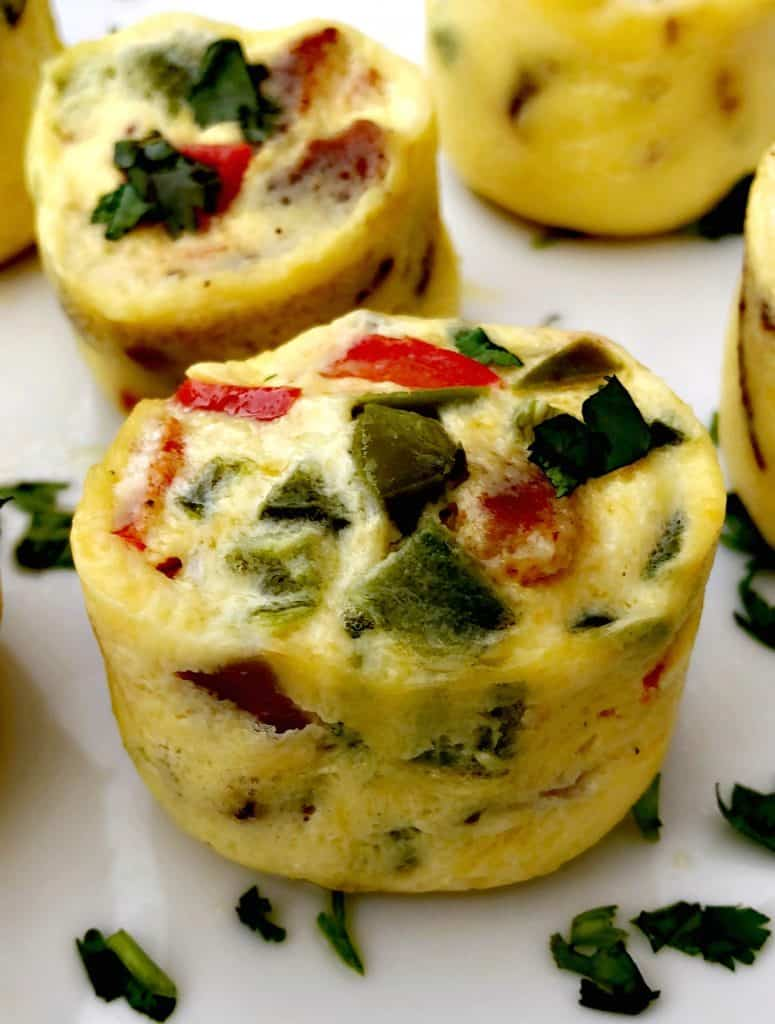 Instant Pot Low Carb Starbucks Sous Vide Bacon Egg Bites