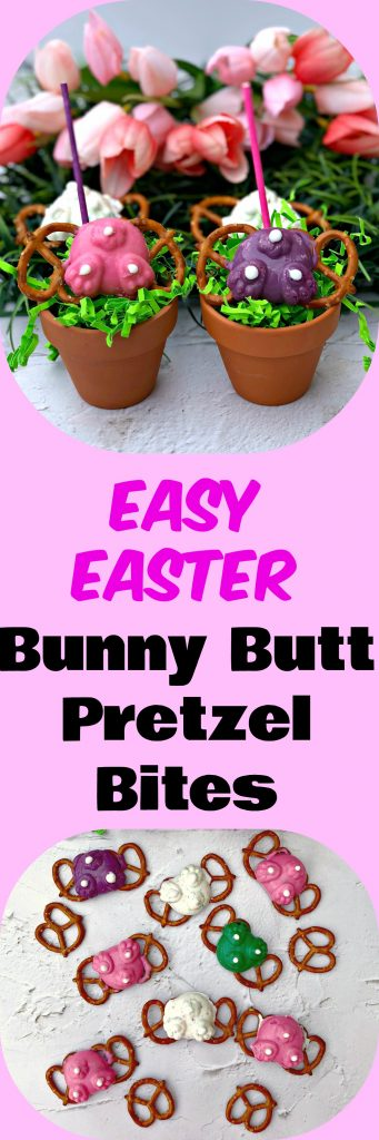 bunny butt pretzels booty