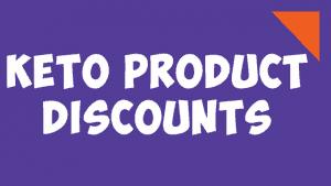 keto discounts