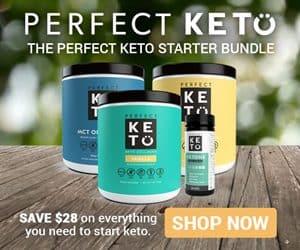 perfect keto discounts