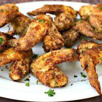 Easy Air Fryer Buttermilk Fried Chicken