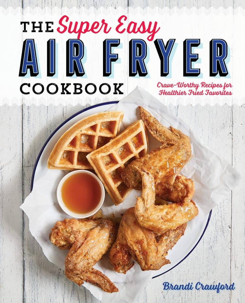 super easy air fryer cookbook