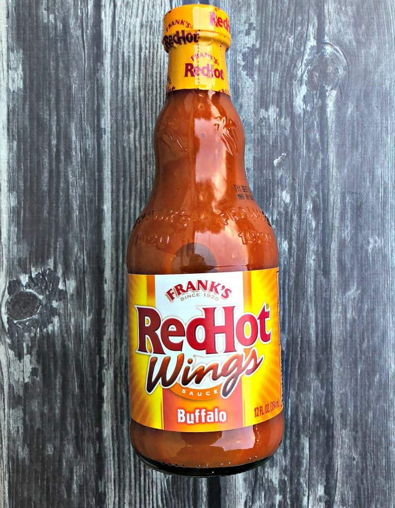 Franks RedHot Wing Sauce