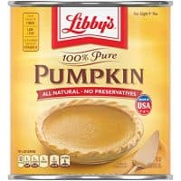 Libby's Canned Pumpkin, 106 Ounce