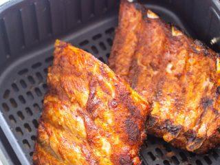ribs in an air fryer