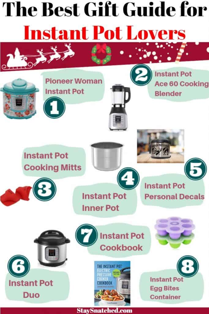 must have instant pot gift accessories