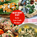 instant pot low carb keto recipes for dinner
