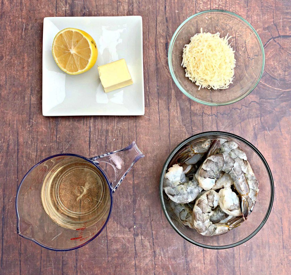 ingredients for red lobster shrimp scampi