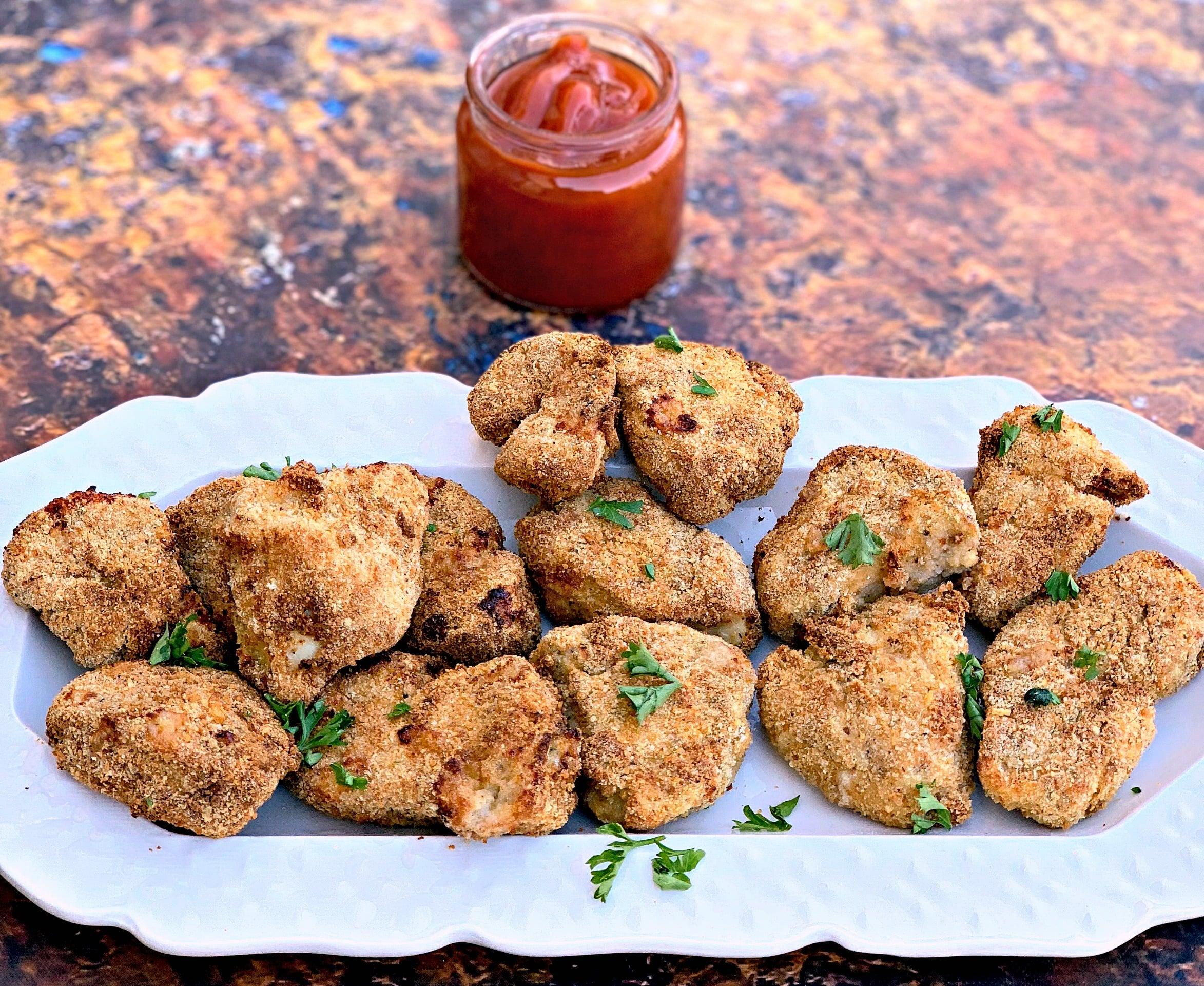 air fryer chicken bites recipes