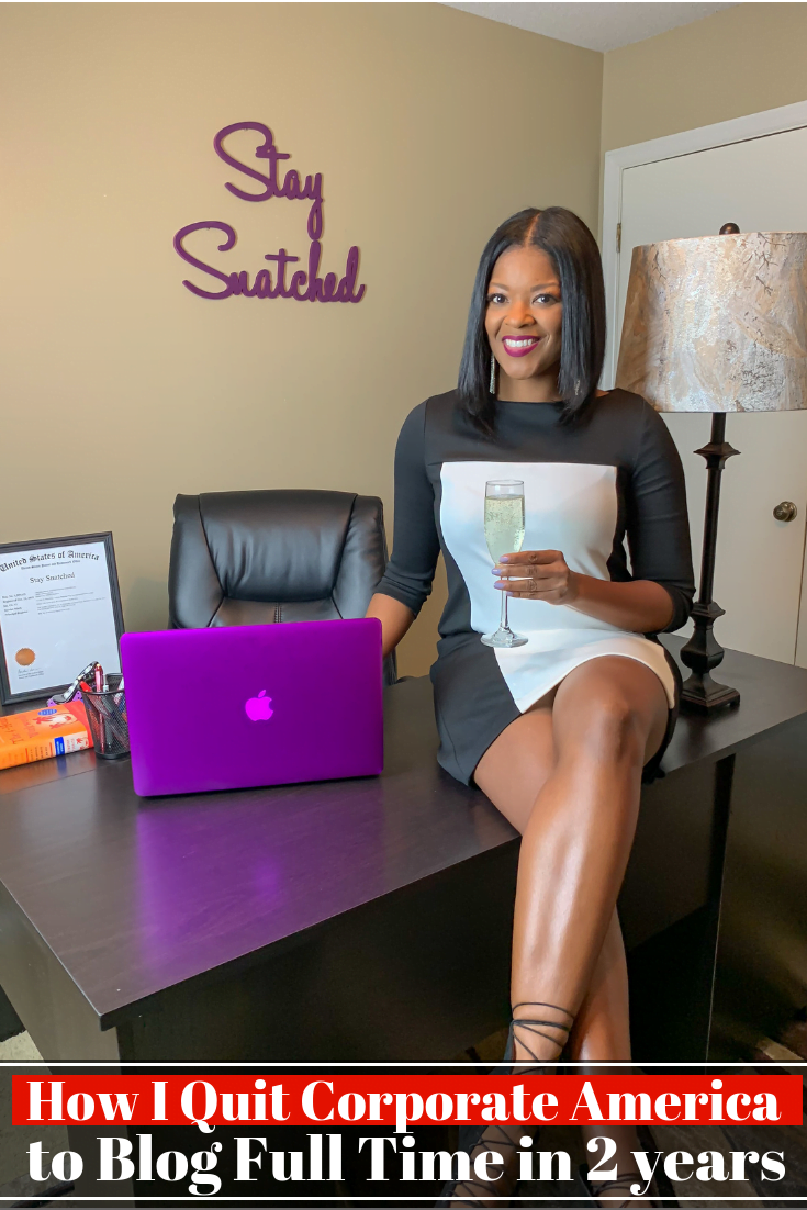 %%excerpt%% How I Quit My Corporate Job To Blog Full Time in Less Than Two Years outlines how to build a website and monetize through ad placement income, sponsored posts, and affiliate marketing. #Blogging #