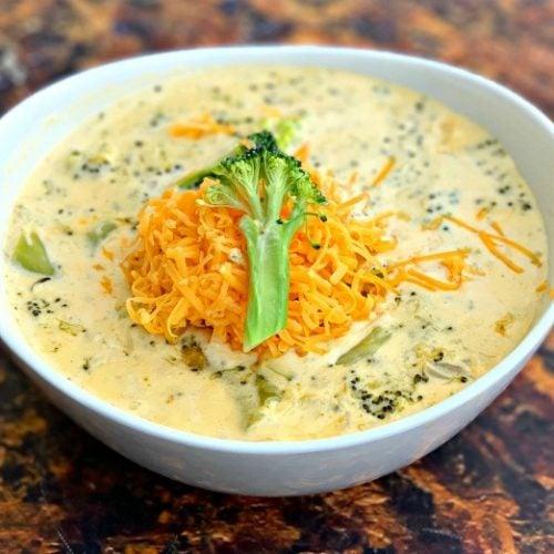 Panera Broccoli Cheddar Cheese Soup