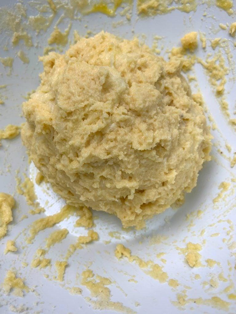keto fathead bagel dough