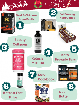 The Best Keto Diet Starter Gift Guide and Plan for Beginners