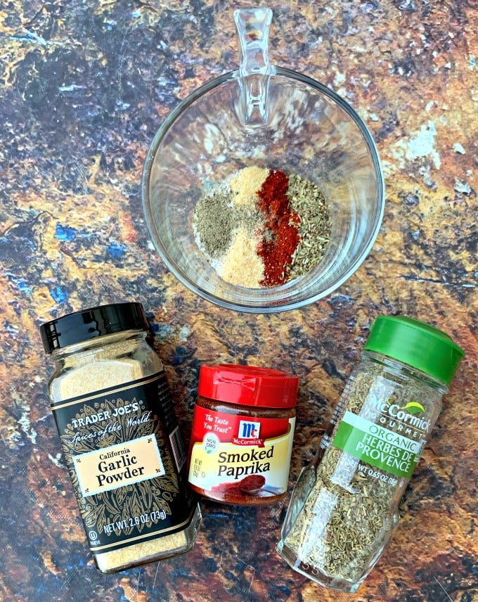 seasonings for air fryer potato wedges