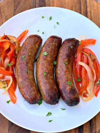 Quick and Easy Air Fryer Sausage