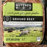 Butcher Box organic beef