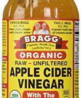 Bragg Organic Raw Apple Cider Vinegar, 16 Ounce (1 pack)