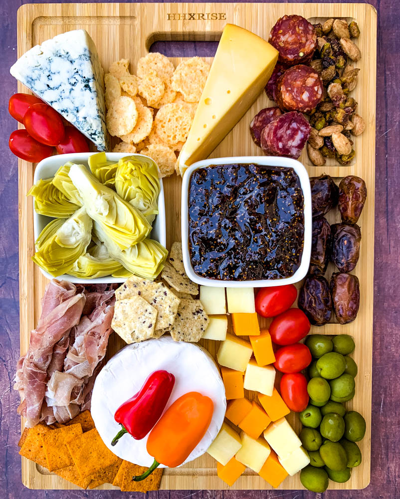 How To Make The Best Charcuterie And Cheese Board Video