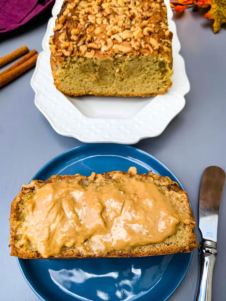 Easy, Keto Low-Carb Zucchini Bread + {VIDEO}