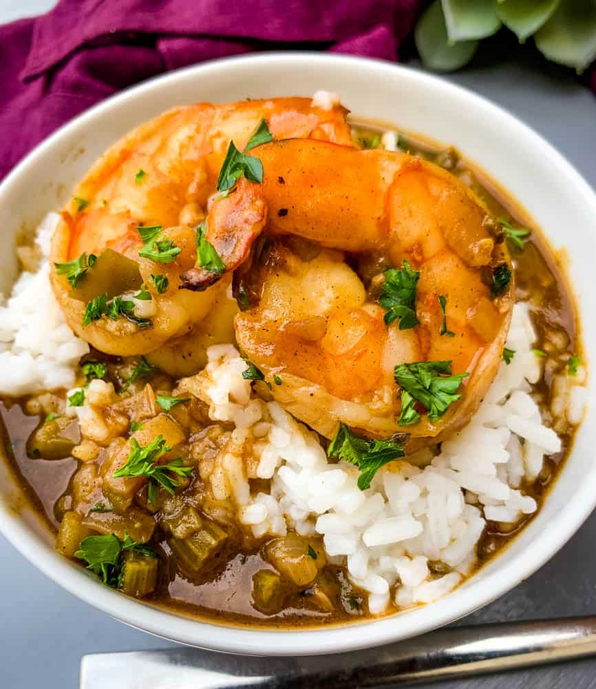 Easy Shrimp Etouffee Recipe Video