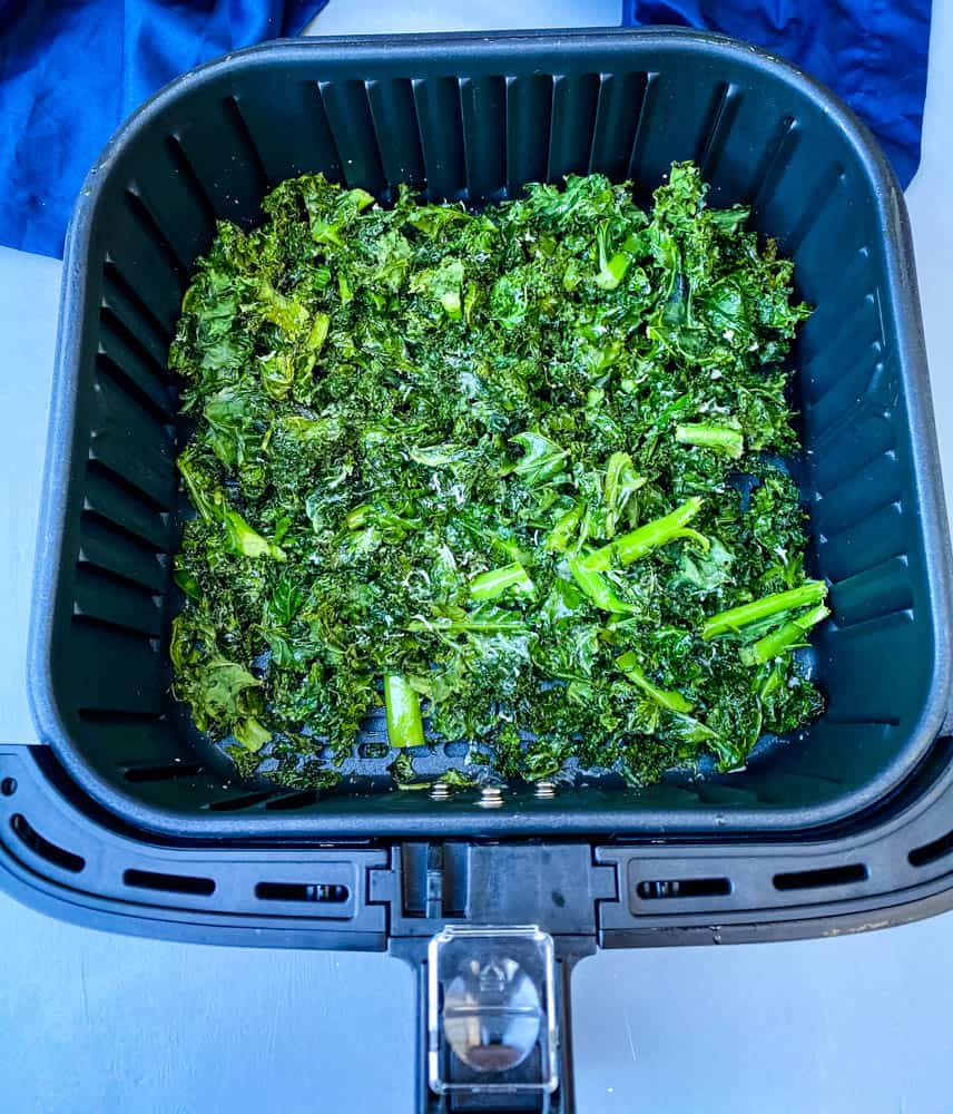 kale chips in air fryer