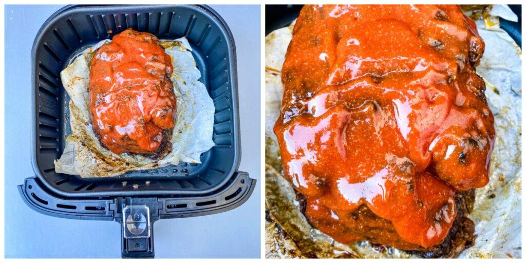 Easy Air Fryer Meatloaf Recipe Video