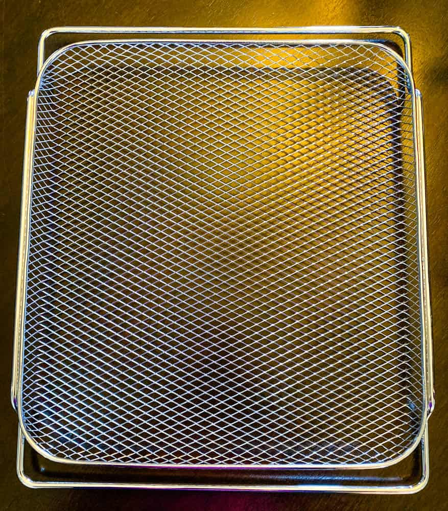 cosori air fryer oven fryer basket