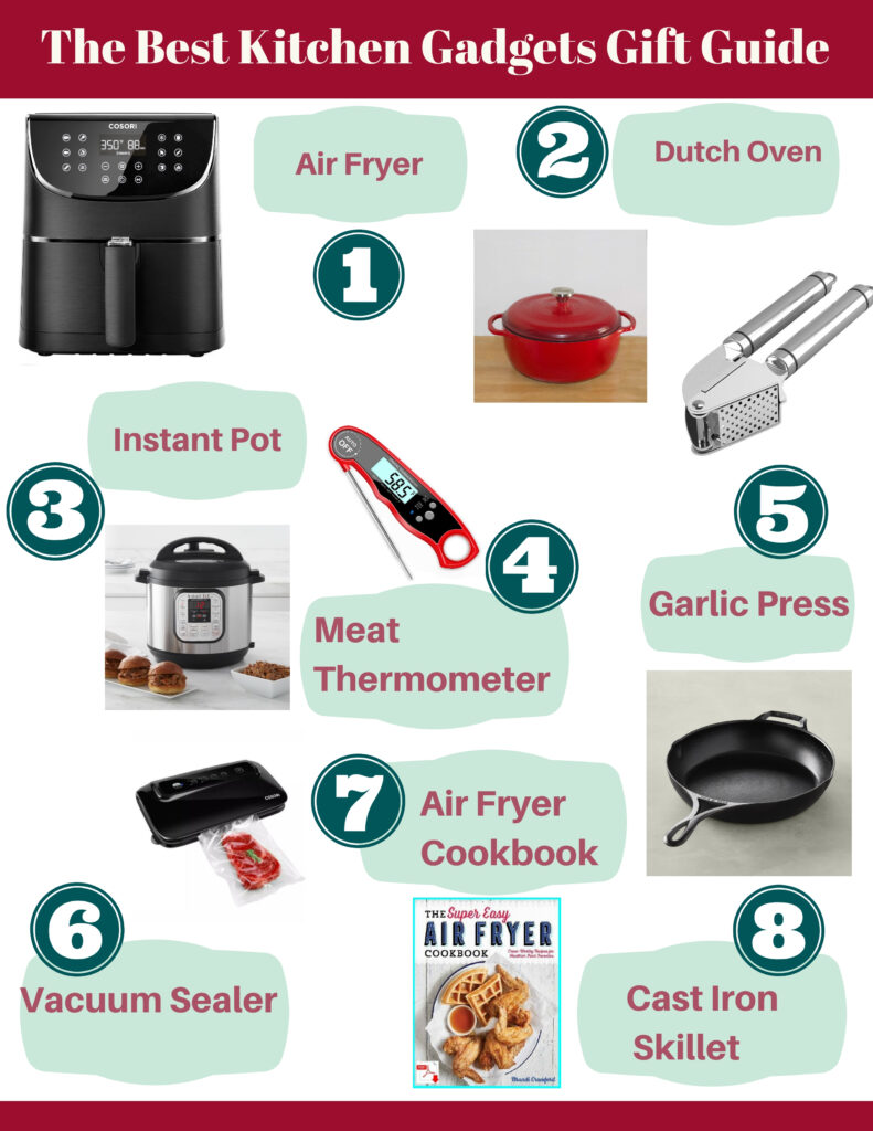 the best kitchen gadgets gift guide list