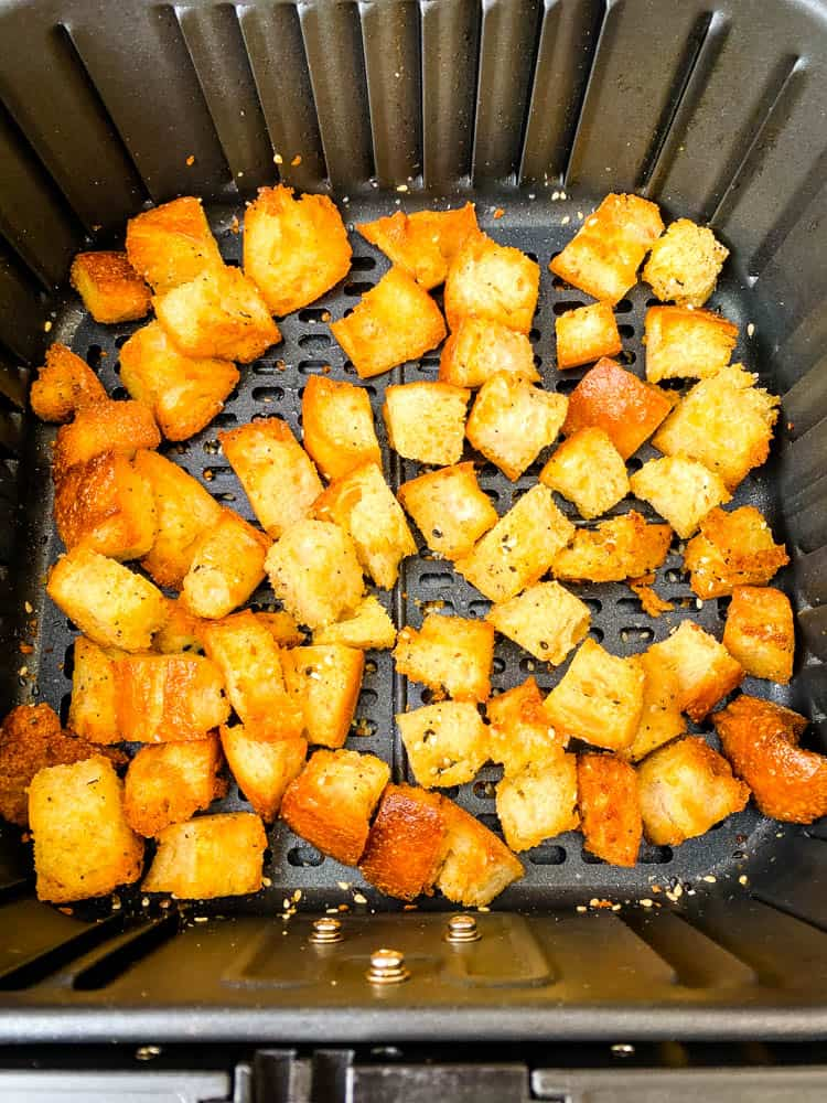 croutons in air fryer