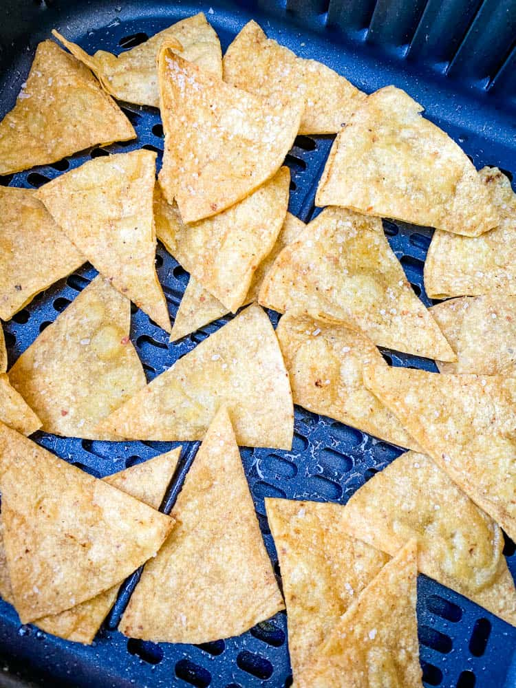 tortilla chips in air fryer