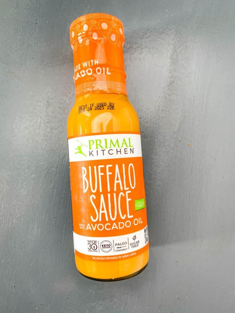 Primal Kitchen buffalo sauce